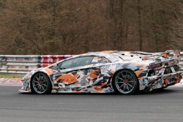 Spyshots Lamborghini Aventador SVJ – La plus puissante des Lamborghini