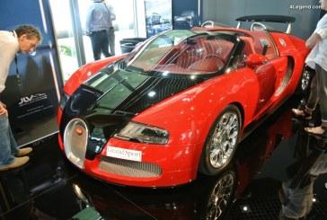 Top Marques 2018 – Bugatti Veyron Grand Sport de 2009