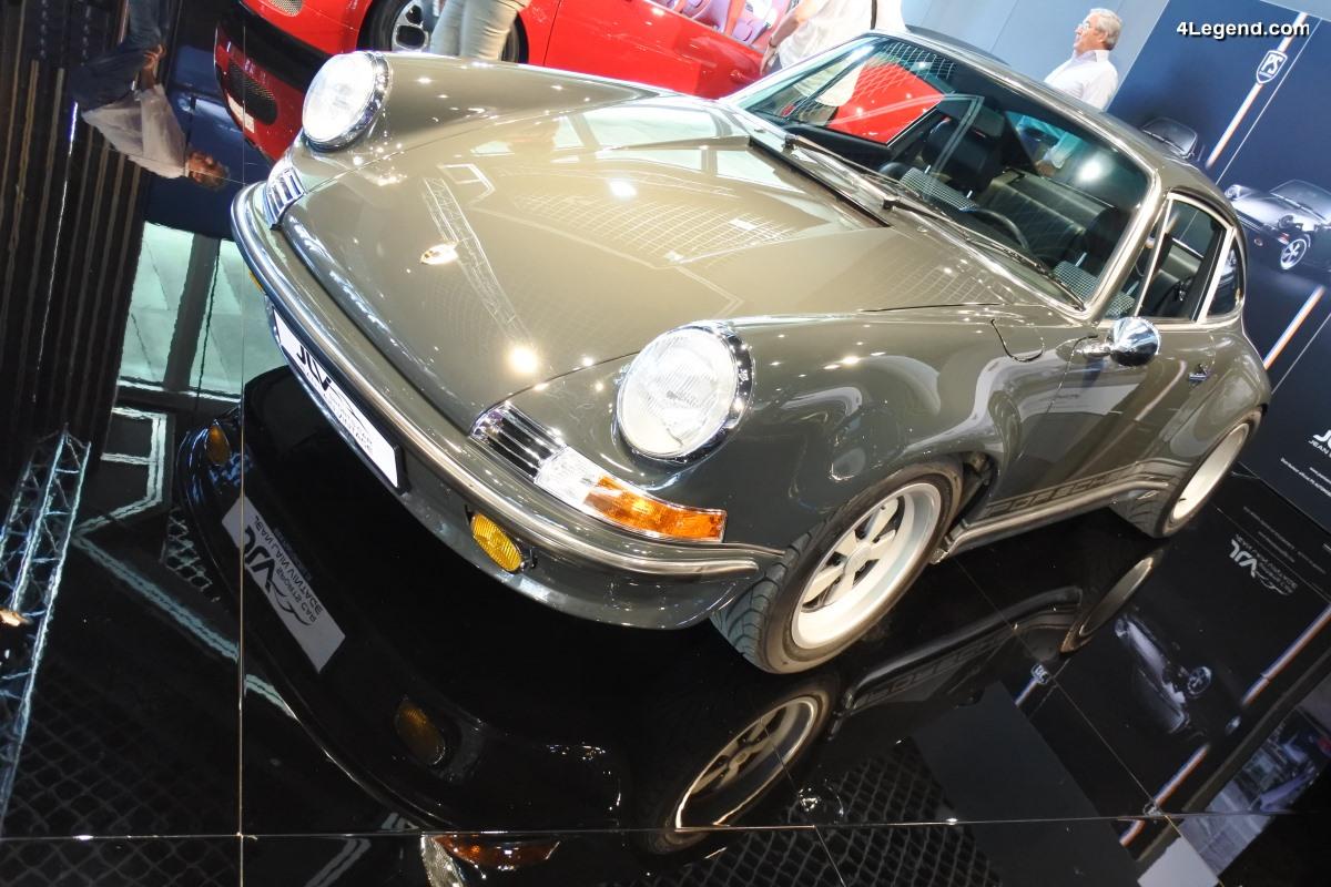 Top Marques 2018 - Porsche 911 ST Backdate de 1990
