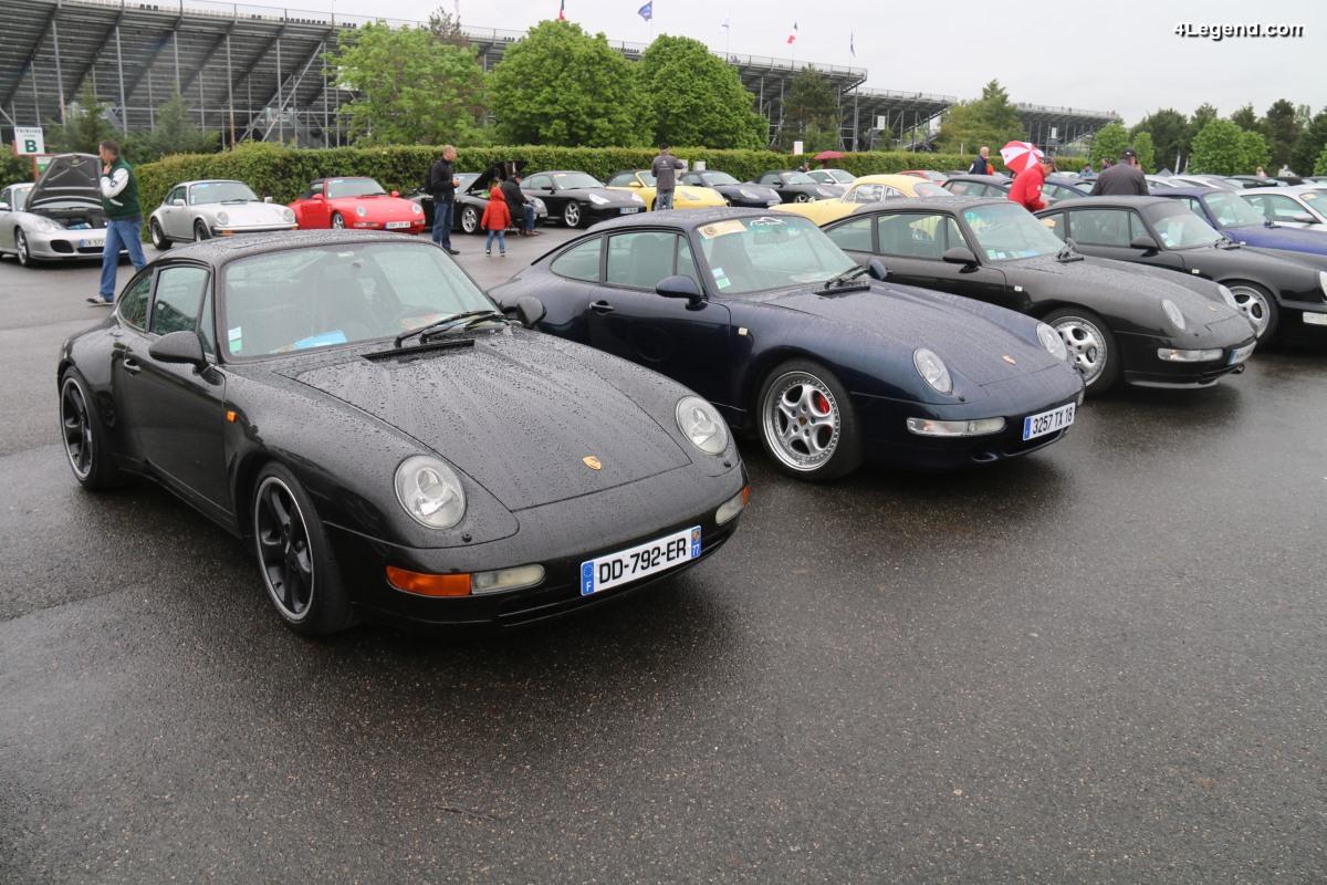 70 ans de Porsche au Classic Days 2018 - De nombreux modèles Porsche en tout genre (2ème partie)