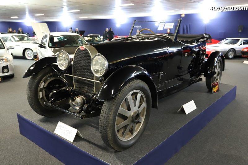bugatti type 43 torp do grand sport de 1929. Black Bedroom Furniture Sets. Home Design Ideas