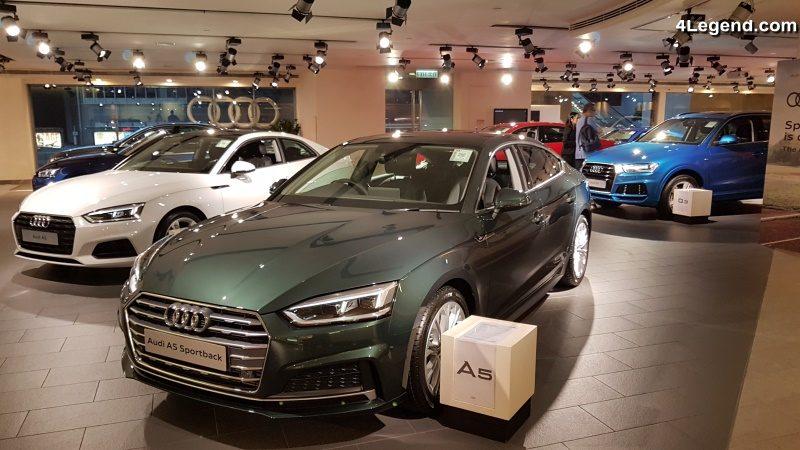 Visite Du Showroom Audi Hong Kong 4legend Com Audipassion Com