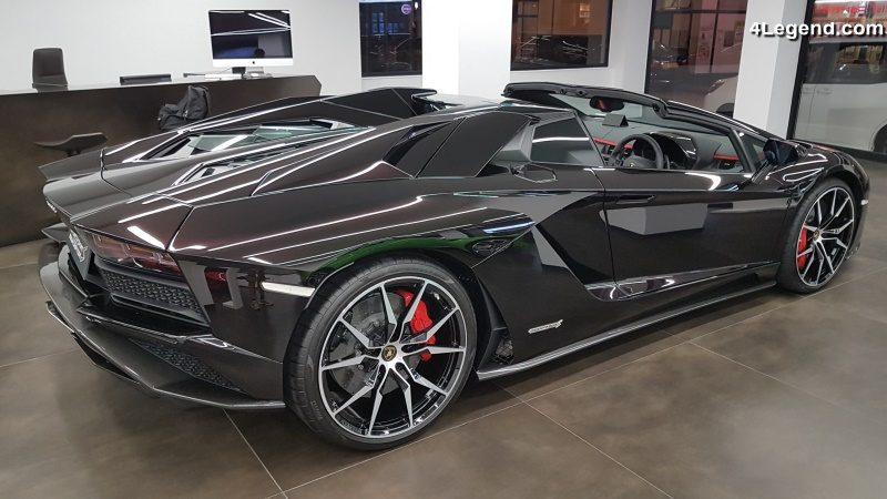 Visite Exclusive Du Nouveau Showroom Lamborghini Hong Kong 4legend Com Audipassion Com