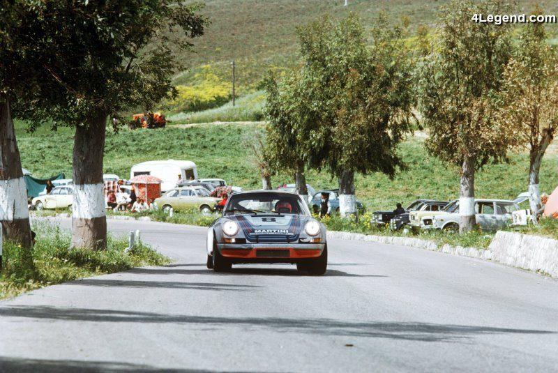 Porsche Propose En Accessoire La D 233 Coration Martini Racing Design Pour Porsche 911 4legend Com