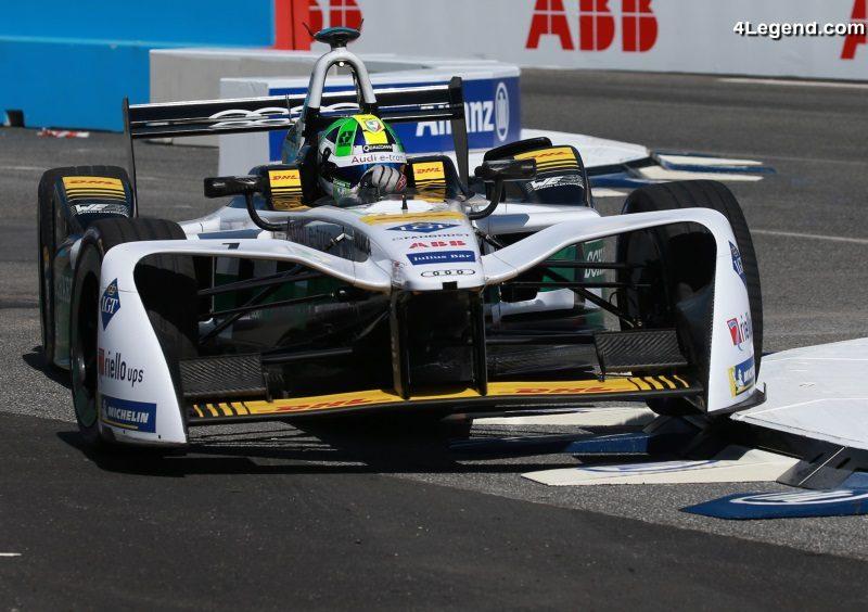 Formule E Premier Podium Pour Audi 224 Rome Amp Pr 233 Sentation