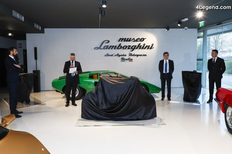 Partenariat entre automobili lamborghini et italtechnology for Buer dans les fenetre