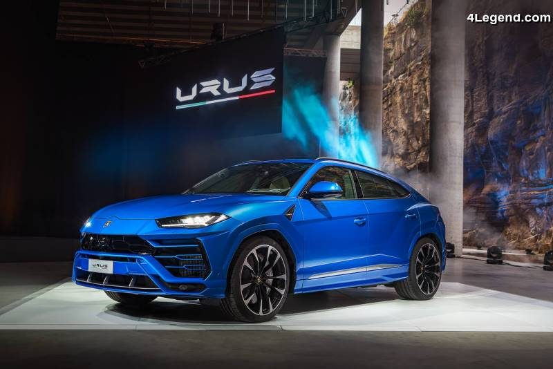 lancement de la lamborghini urus en australie apr s sydney le grand prix d australie. Black Bedroom Furniture Sets. Home Design Ideas