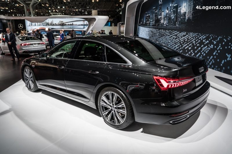 nyias 2018 le plein de nouveaut s audi new york dont la nouvelle audi rs 5 sportback. Black Bedroom Furniture Sets. Home Design Ideas