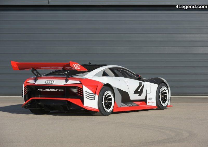 Audi e tron vision gran turismo de la playstation au for Jonas ouvre la fenetre