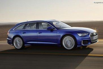 Nouvelle Audi A6 Avant – Avant-gardiste
