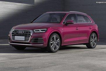 Audi Q5L – Le premier SUV aux 4 anneaux avec un empattement allongé