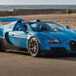 Bugatti Veyron 16.4 Grand Sport Vitesse Transformers de 2015 avec 840 km