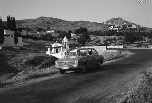 Histoire commune d'Auto Union et Mercedes-Benz – Quand les quatre anneaux dépendaient de la marque à l'étoile