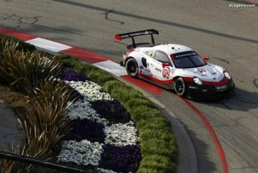 IMSA – Les fortes performances de la Porsche 911 RSR non récompensées à Long Beach 2018