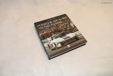 Livre « Porsche 930 to 935 : The Turbo Porsches » de John Starkey – Veloce Publishing
