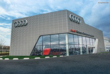 Ouverture du Terminal Audi Roissy Charles de Gaulle exploité par le Groupe Bauer Paris