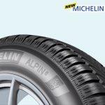 Nouveau pneu hiver Michelin Alpin 6 : aussi efficace neuf qu'usé