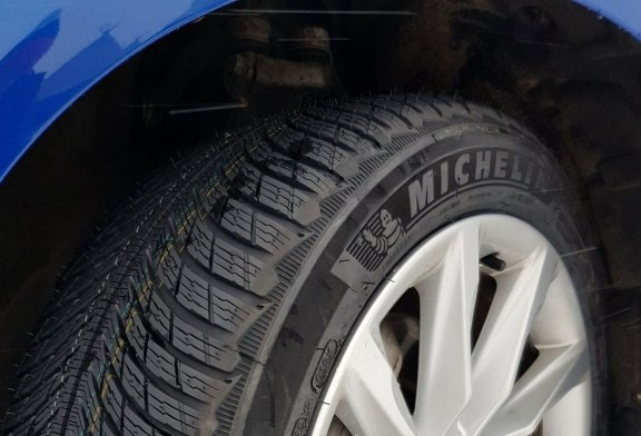 Nouveau pneu hiver Michelin Pilot Alpin 5 pour les véhicules sportifs