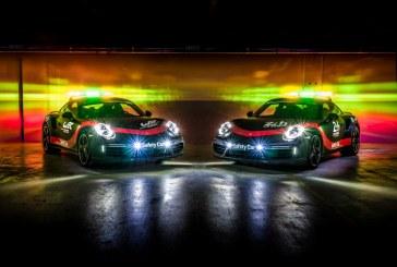 WEC – Porsche fournira des Safety cars et des véhicules d'intervention jusqu'en 2020