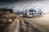 Une Porsche 917K monégasque homologuée pour un usage routier