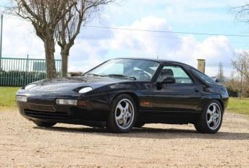 Porsche 928 GTS Morabito de 1995 – Un modèle unique personnalisé par Pascal Morabito à la demande de Sonauto