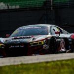 L'Audi R8 LMS remporte l'épreuve d'ouverture du GT Asia Series 2018