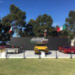 Lancement de la Lamborghini Urus en Australie – Après Sydney, le Grand Prix d'Australie