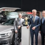 L'Audi A8 élue « World Luxury Car 2018 » aux World Car Awards