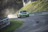 La nouvelle Porsche 911 GT3 RS établit un temps au tour de 6:56.4 minutes sur le Nürburgring
