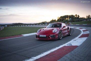 Porsche augmente son chiffre d'affaires et son résultat d'exploitation au premier trimestre 2018