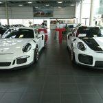 Porsche démarre 2018 avec une croissance supplémentaire de ses ventes