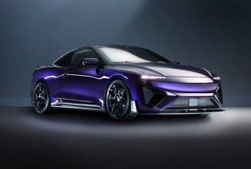 RG Nathalie – Un coupé sportif électrique à pile à combustible – La renaissance de Roland Gumpert au salon de Pékin 2018