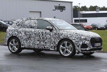 Spyshots des Audi RS Q3 et Q3 ainsi que leur intérieur