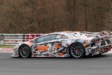 Record du tour au Nürburgring pour la Lamborghini Aventador SVJ