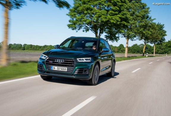 Suspension des ventes de l'Audi SQ5 en Europe suite au nouveau test WLTP