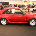 TCE 2018 – Rare Audi Sport quattro rouge Tornado de 1985