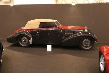 TCE 2018 – Bugatti Type 57C Stelvio Cabriolet Gangloff de 1938