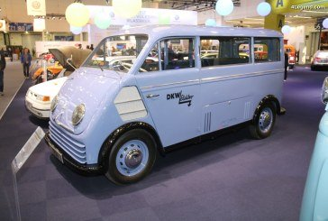 TCE 2018 – DKW Elektro Schnellaster de 1956 – Un petit utilitaire électrique ouvrant la voie à Audi
