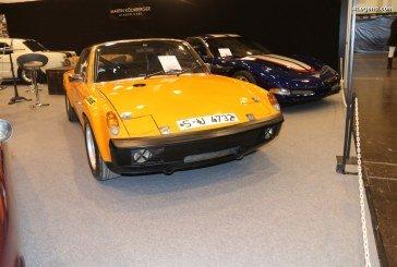 TCE 2018 – Porsche 914/6 GT Werkswagen «S-U 4732» de 1969 – L'une des 4 voitures d'essais construites