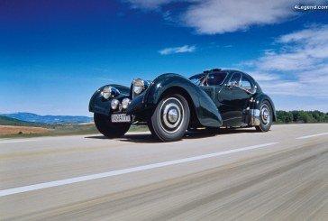 La Bugatti Type 57SC Atlantic remporte pour la 5ème année consécutive le titre de «Classique des années 1920-30» aux Motor Klassik Awards 2018