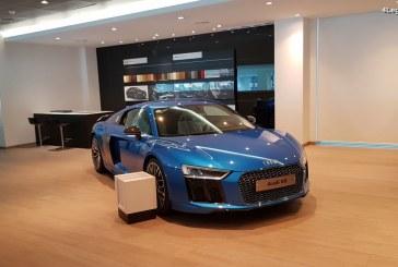 Visite d'Audi Haeundae – Une concession Audi à Busan en Corée du Sud