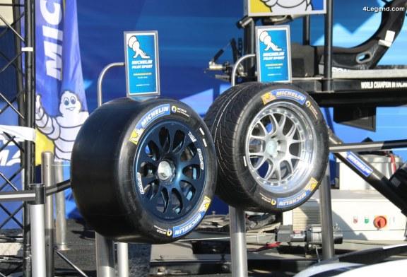 WEC – Michelin de retour en catégorie LMP2 avec une nouvelle famille de pneus