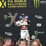 World RX – Podium pour EKS Audi Sport lors de la 1ère manche à Barcelone
