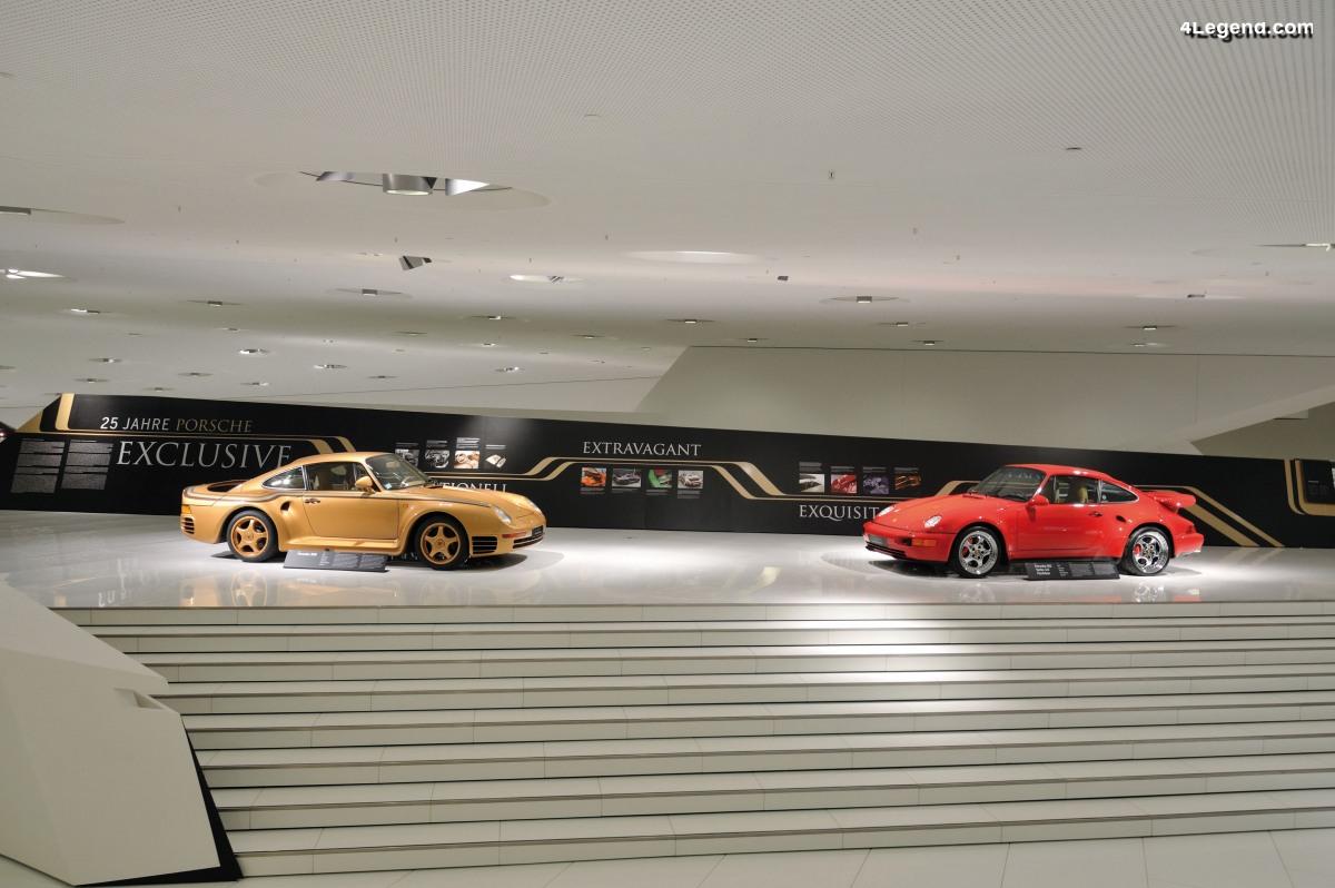Histoire de la personnalisation Porsche - Une longue tradition perpétuée par Porsche Exclusive Manufaktur