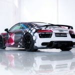 ABT expose une Audi R8 Art Car & le RS4-R au Wörthersee ainsi que le RS5-R au Tuning World Bodensee