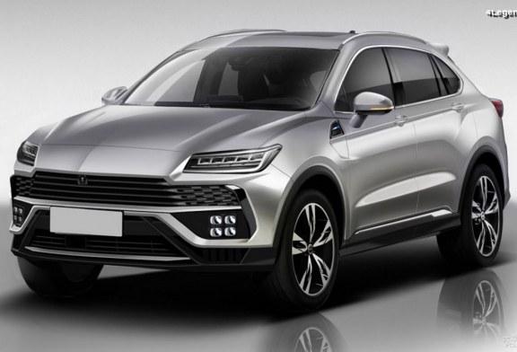 Huansu Hyosow (C60) – Un nouveau SUV chinois aux faux airs de Lamborghini Urus