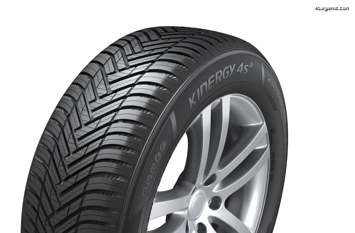 Hankook présente son nouveau pneu toutes saisons : le Hankook Kinergy 4S²