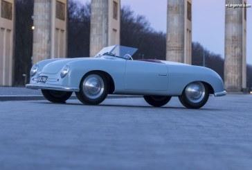 Porsche 356 «Nr. 1» Showcar – Une réplique non roulante de la 356 «Nr. 1» Roadster originale de 1948