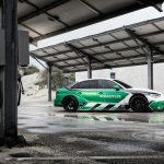 """Concept car """"Schaeffler 4ePerformance"""" – Un concept-car électrique sur une base d'Audi RS 3 LMS"""