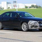 Spyshots Audi A4 B9 Facelift de 2019